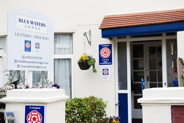 Thumbnail Hotel/guest house for sale in Leighon Road, Paignton