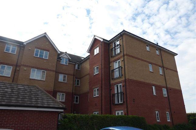 Exterior of Twickenham Close, Swindon SN3