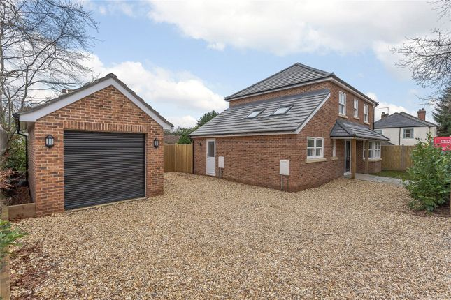 Thumbnail Detached house for sale in School Lane, Windlesham, Surrey