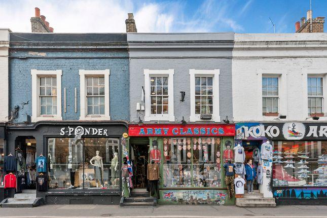 Thumbnail Retail premises to let in Pembridge Road, London