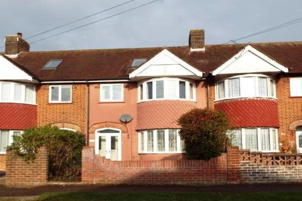 Thumbnail Terraced house to rent in Mill Road, Fareham