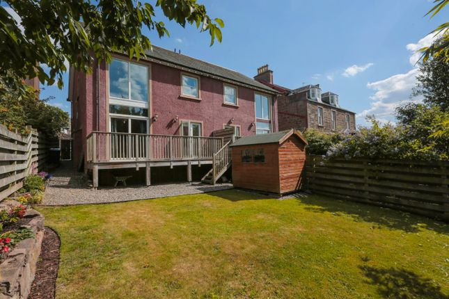 Thumbnail Semi-detached house for sale in Galvelmore Street, Crieff