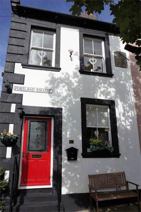 Thumbnail End terrace house for sale in 15A Portland Square, Workington, Cumbria