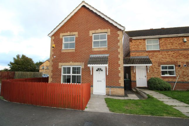 Thumbnail Detached house for sale in Stanleyburn View, Co Durham