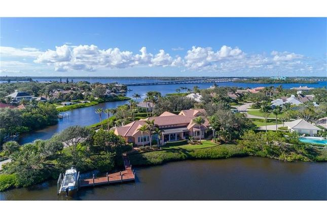Thumbnail Property for sale in 601 Lake Drive, Vero Beach, Florida, United States Of America