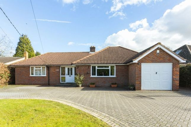 Thumbnail Detached bungalow for sale in Nairdwood Lane, Prestwood, Great Missenden