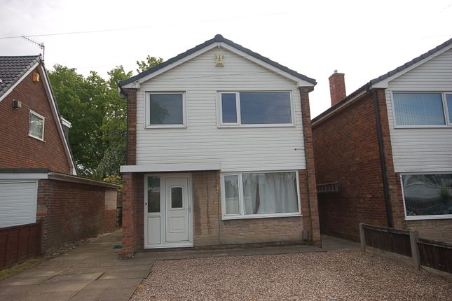 Thumbnail Detached house for sale in Banbury Close, Blackburn
