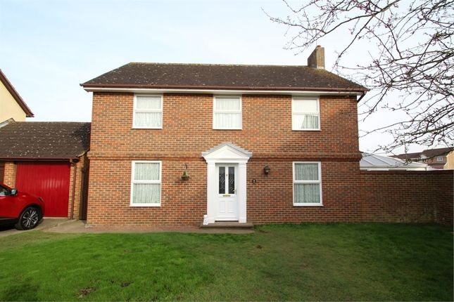 Thumbnail Detached house for sale in Sandpit Close, Bixley Farm, Rushmere St Andrew, Ipswich, Suffolk