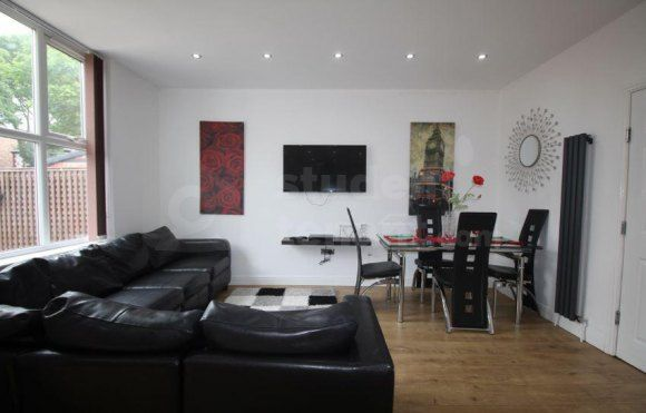 Thumbnail Shared accommodation to rent in Egerton Road, Manchester, Greater Manchester
