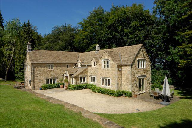 Thumbnail Detached house for sale in Buckholt Road, Cranham, Gloucestershire