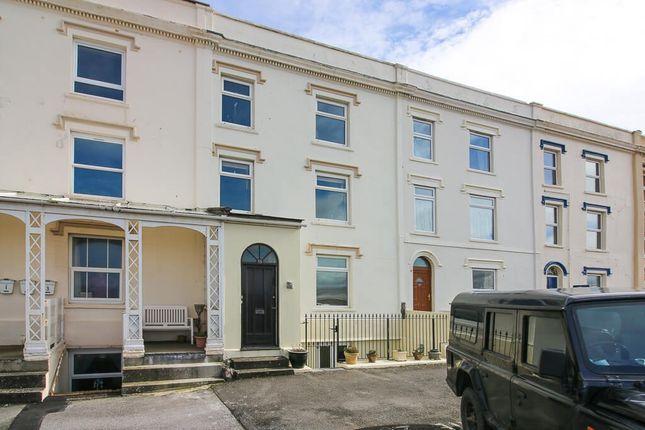 Thumbnail Terraced house for sale in Esplanade, Burnham-On-Sea