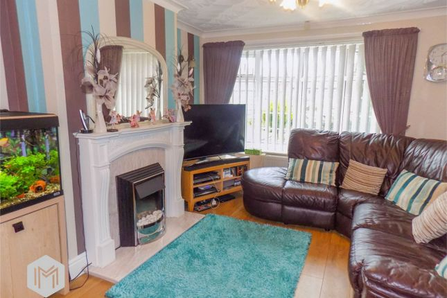 Thumbnail Semi-detached house for sale in Colchester Drive, Farnworth, Bolton, Lancashire