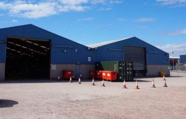 Light industrial to let in Minto Drive, Aberdeen