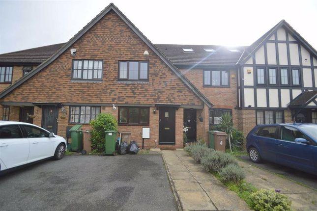 Thumbnail Terraced house to rent in Cinnamon Close, Croydon