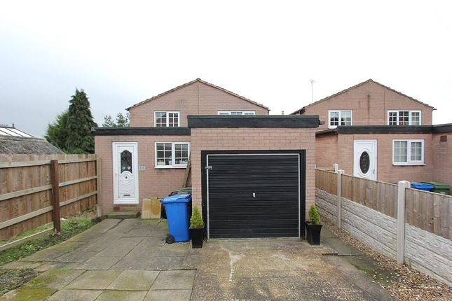 Thumbnail Detached house for sale in Prospect Road, Old Whittington, Chesterfield, Derbyshire