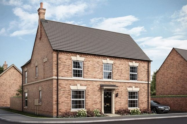 Thumbnail Detached house for sale in The Winchester, Hilltop View, Burton On Trent