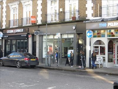 Thumbnail Commercial property for sale in Hollybush Terrace, Westow Street, London