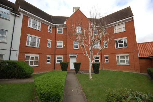 Thumbnail Flat for sale in Tallow Gate, South Woodham Ferrers, Essex