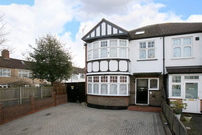 Thumbnail Semi-detached house for sale in Lancaster Road, South Norwood, London