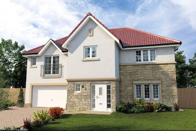 "Thumbnail Detached house for sale in ""The Kennedy"" at Lethame Road, Strathaven"