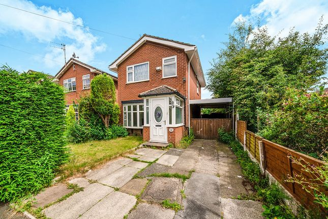 Thumbnail Detached house to rent in Boddens Hill Road, Heaton Mersey, Stockport