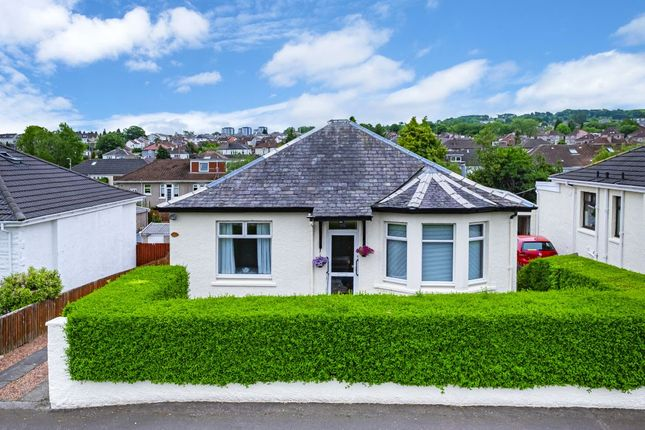 Thumbnail Detached bungalow for sale in 20 Craigwell Avenue, Burnside, Glasgow