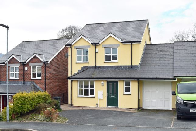 Thumbnail Link-detached house for sale in ., Rhayader