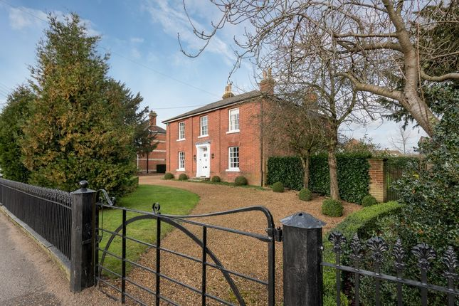 Thumbnail Detached house for sale in Market Street, East Harling, Norwich, Norfolk