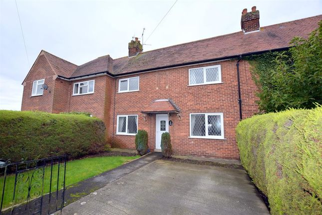 Thumbnail 3 bed terraced house to rent in Howe Road, Norton