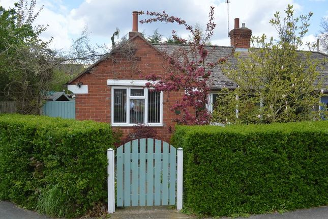 Thumbnail Semi-detached bungalow for sale in Holly Street, Lincoln
