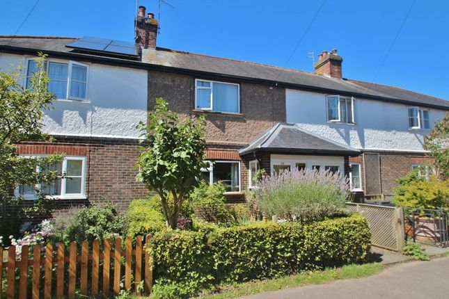 Thumbnail Terraced house for sale in George Street, Sparrows Green, Wadhurst