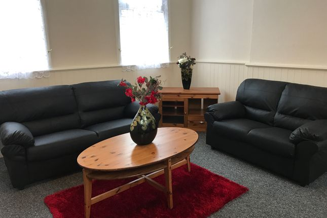 Thumbnail Flat to rent in Glebe St, 1st Floor, Leicester