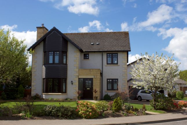 Thumbnail Detached house for sale in Roseisle Place, Elgin