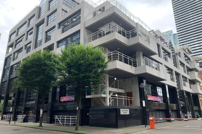 Thumbnail Office for sale in Beaufort Court, Suite 42, Admirals Way, London