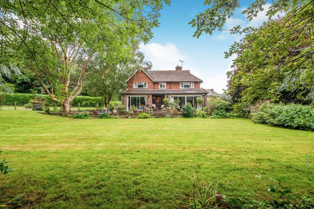 Thumbnail Detached house for sale in Church Road, Worth, Crawley