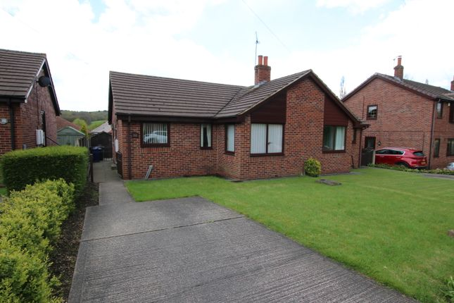 2 bed semi-detached bungalow to rent in Manor Park, Silkstone, Barnsley S75