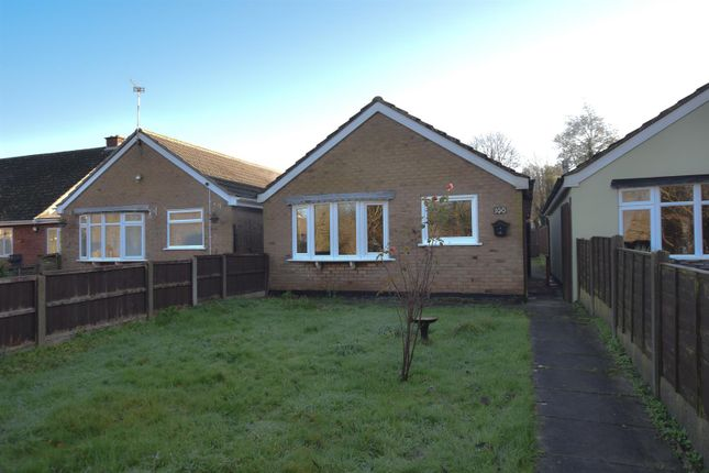 Thumbnail Detached bungalow for sale in Moor Lane, Bolehall, Tamworth