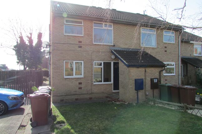 Thumbnail Flat to rent in Wordsworth Grove, Stanley, Wakefield