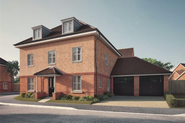 Thumbnail Detached house for sale in Copsewood, Wokingham, Berkshire