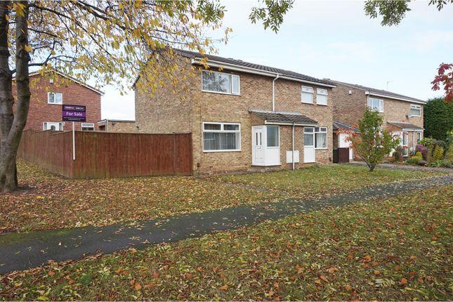 Thumbnail Semi-detached house for sale in Kempston Way, Norton, Stockton-On-Tees