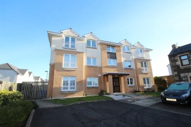 Thumbnail Flat for sale in Shawholm Gardens, Irvine, North Ayrshire