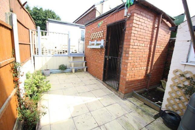 External of Clarence Street, Dinnington, Sheffield, South Yorkshire S25