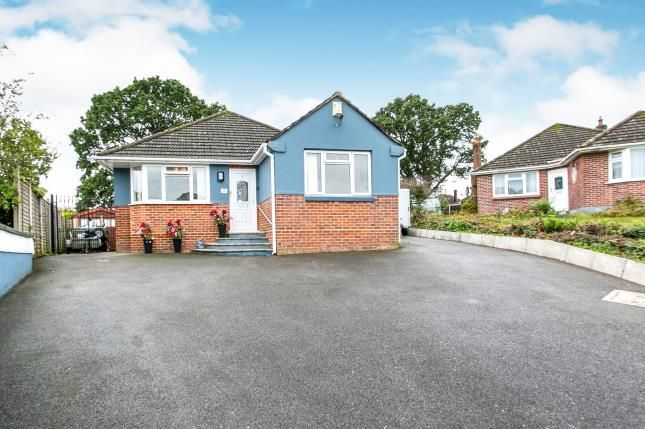 Thumbnail 4 bed bungalow for sale in Bearcross, Bournemouth, Dorset