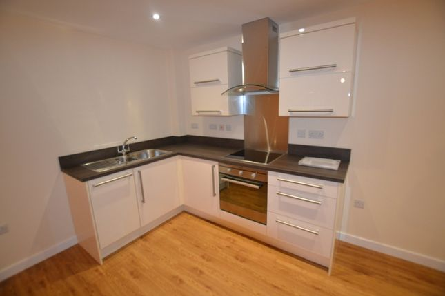 Thumbnail Flat for sale in Crecy Court, Lower Lee Street, Leicester