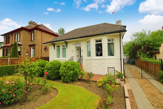 Thumbnail Bungalow for sale in Jerviston Road, Motherwell