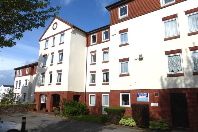 Thumbnail Flat to rent in Belle Vue Road, Paignton