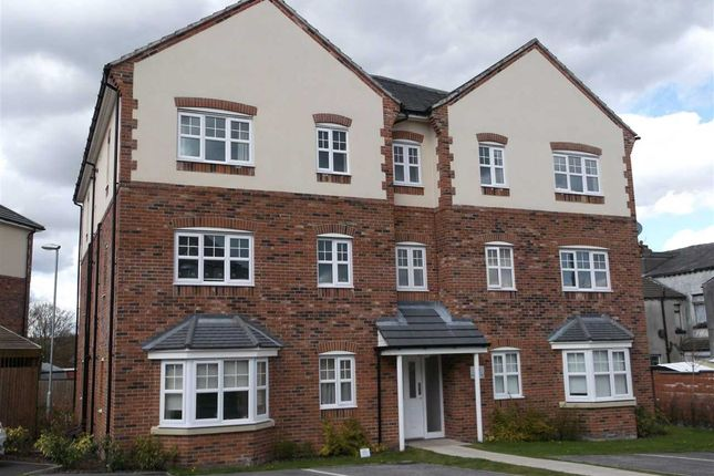 Thumbnail Flat to rent in Hudson Close, Bolton