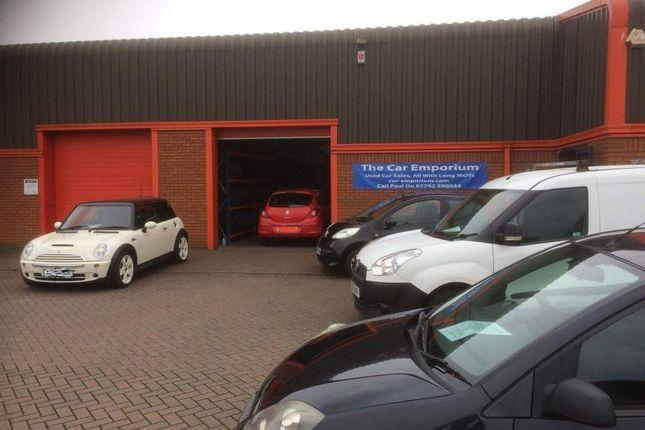 Parking/garage for sale in Crossways Road, Bridgwater