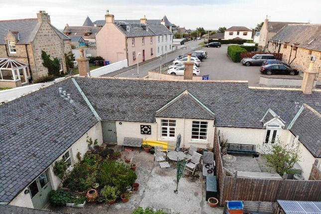 Thumbnail Bungalow for sale in Courtyard Cottage, Findhorn, Forres, Morayshire