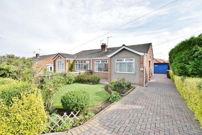 Thumbnail Semi-detached house for sale in High Rifts, Stainton Village, Middlesbrough